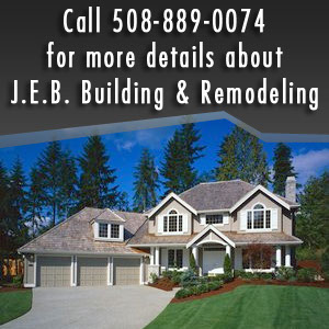 New Construction - New Bedford, MA - J.E.B Building and Remodeling - Call 888-342-9061 for more details about J.E.B Building and Remodeling.